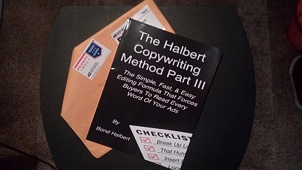 Copywriting with Bond Halbert
