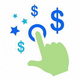 Re-Targeting and Paid-Per-Click advertisement assistance, by Customer Counts