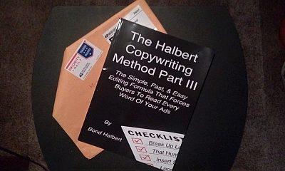 Copywriting with Bond Halbert