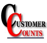 Customer Counts Logo