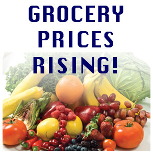 High Grocery Prices